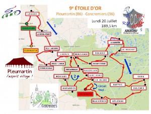 course-etoile-or